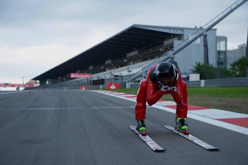 684Jędrzej Dobrowolski na Nurburgring