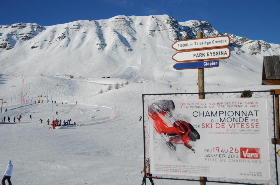 687Préparation de la piste de Chabrières.